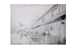 photos anciennes cité-jardin Stockfeld